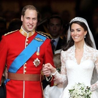 Prince William and Katy celebrate their 2nd wedding anniversary today
