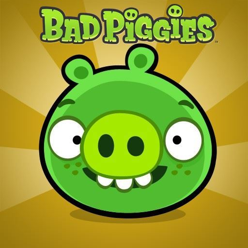 After the Angry Birds success, the Bad Piggies came to take over!