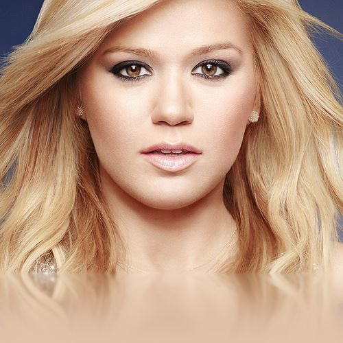 Because of you...Kelly Clarkson