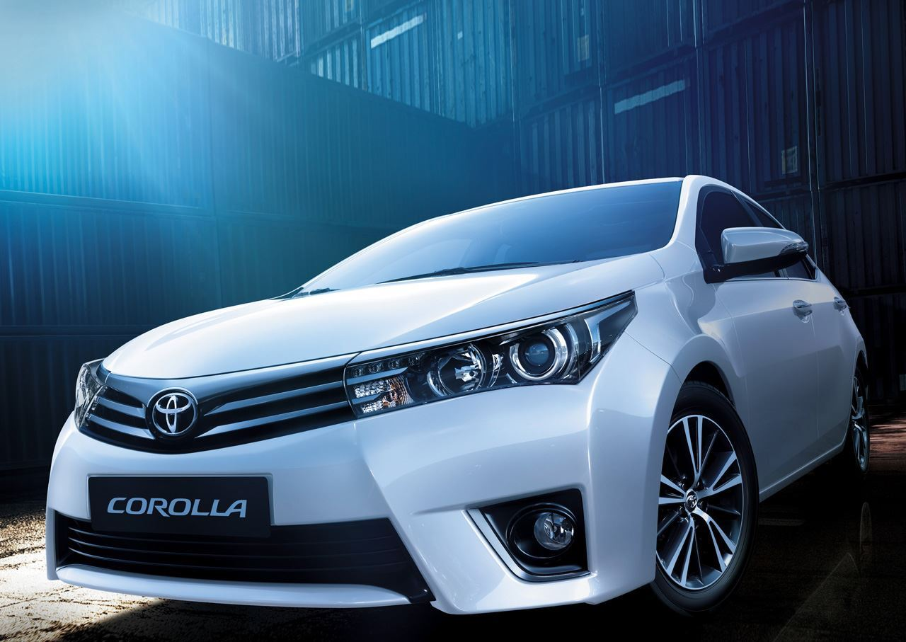Toyota Middle East sold 691,631 Vehicles in 2013