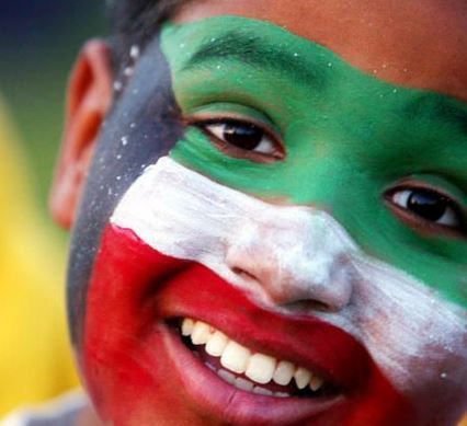 Kuwait is the 32nd country in terms of Happiness
