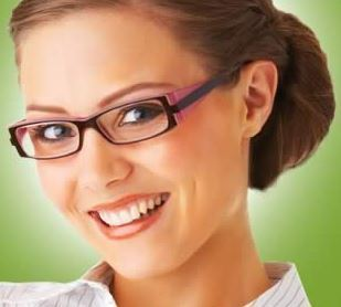 Girls, if you wear glasses...avoid this!
