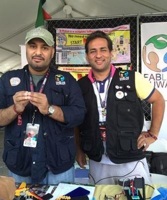 Kuwait participates in 5th World Maker Faire in New York City