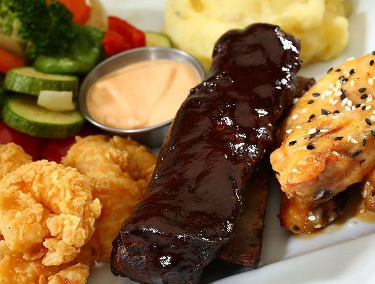 Enjoy Ruby Tuesday power packed business Lunch all through your weekdays