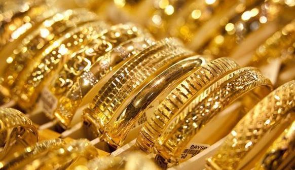 Is it true that gold has three colors?