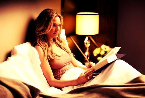 The Importance of reading before going to bed