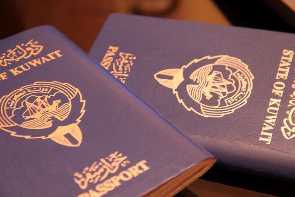 Number of countries you can visit without visa if you have a Kuwaiti Passport