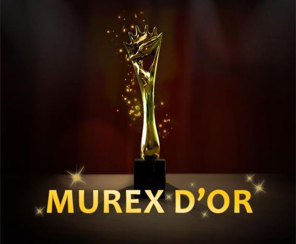 Awards and Winners of the 2015 Murex D'Or