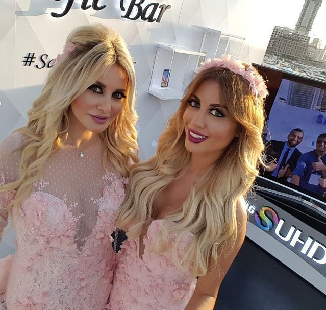 Celebrity Beauty Looks at BIAF 2015