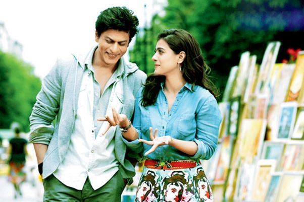 Dilwale ... amazing Indian movie this Christmas!