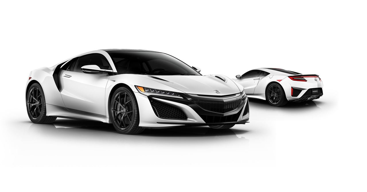 Acura NSX.. The Evolution of a Japanese Legend