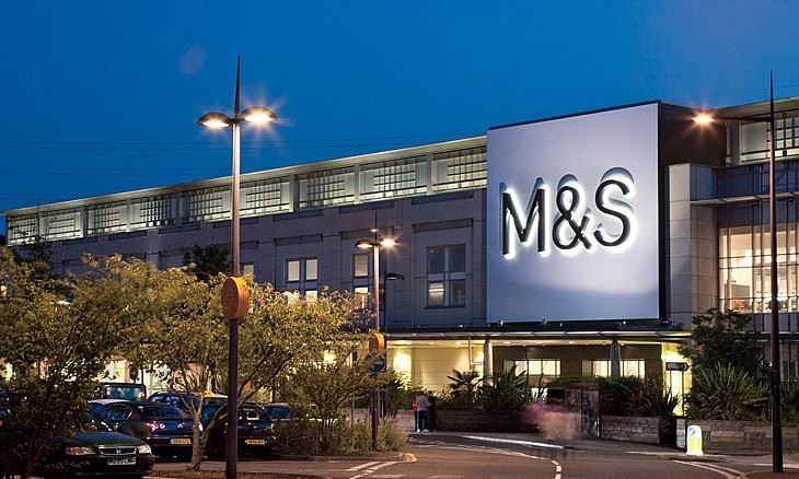 Marks & Spencer First Standalone Store Soon in Dubai Marina Mall