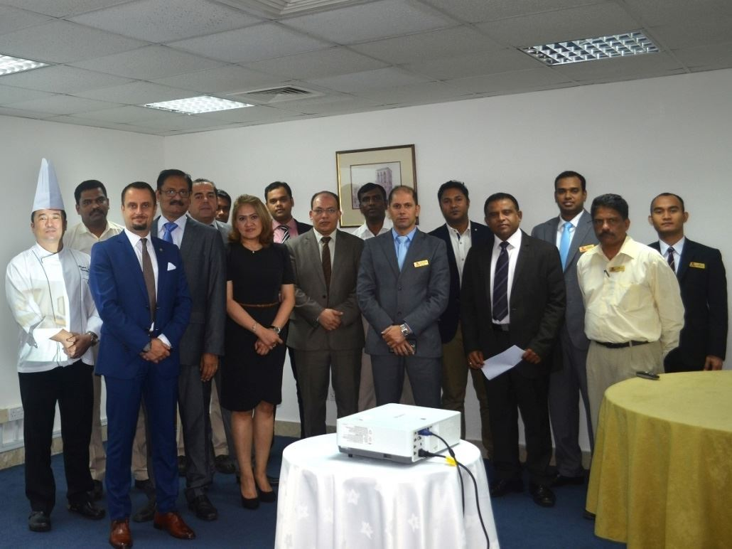 Al Bustan Centre & Residence Integrates Building Managements Systems