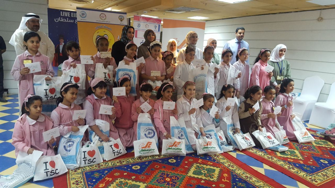 TSC Fahaheel Joins Hands with MOH in Raising Awareness on Healthy Eating Among Students