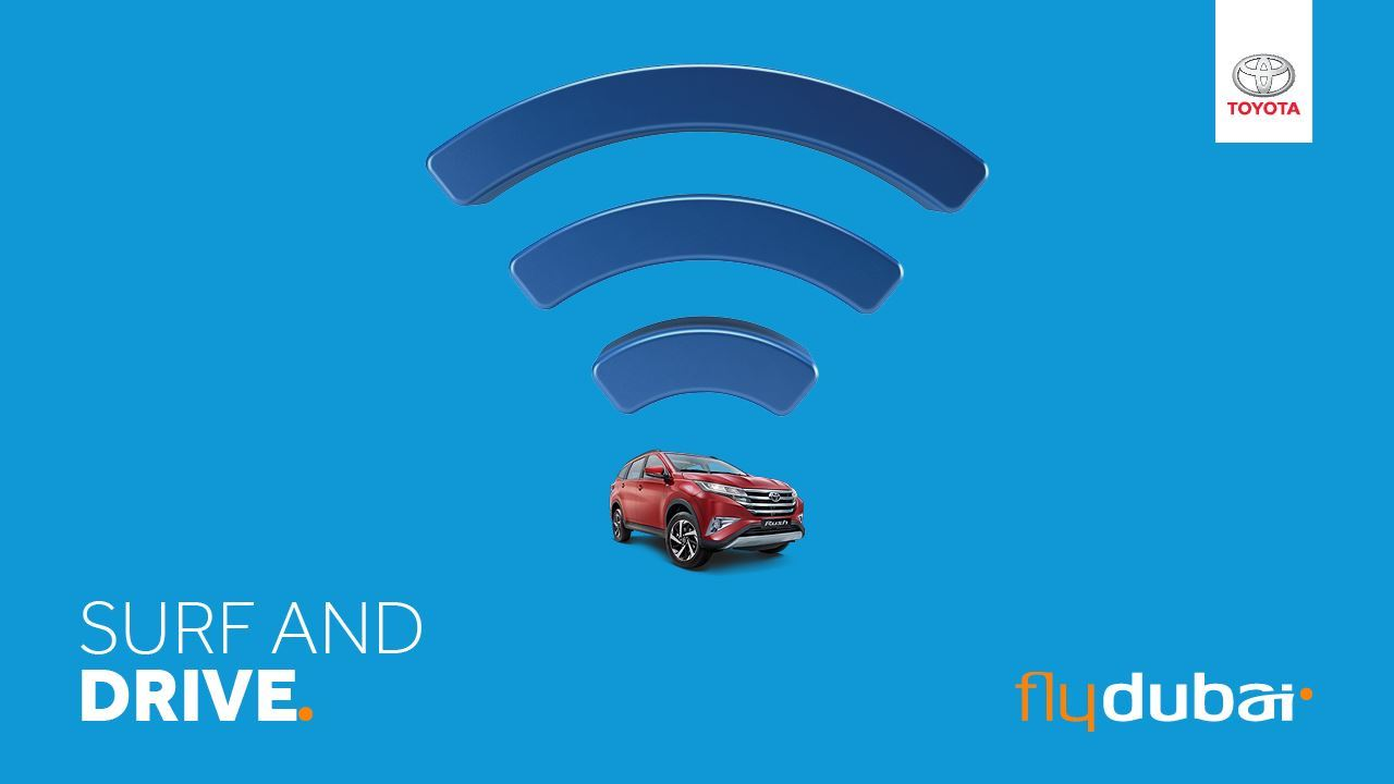 """""""Surf and drive"""" with flydubai this summer"""