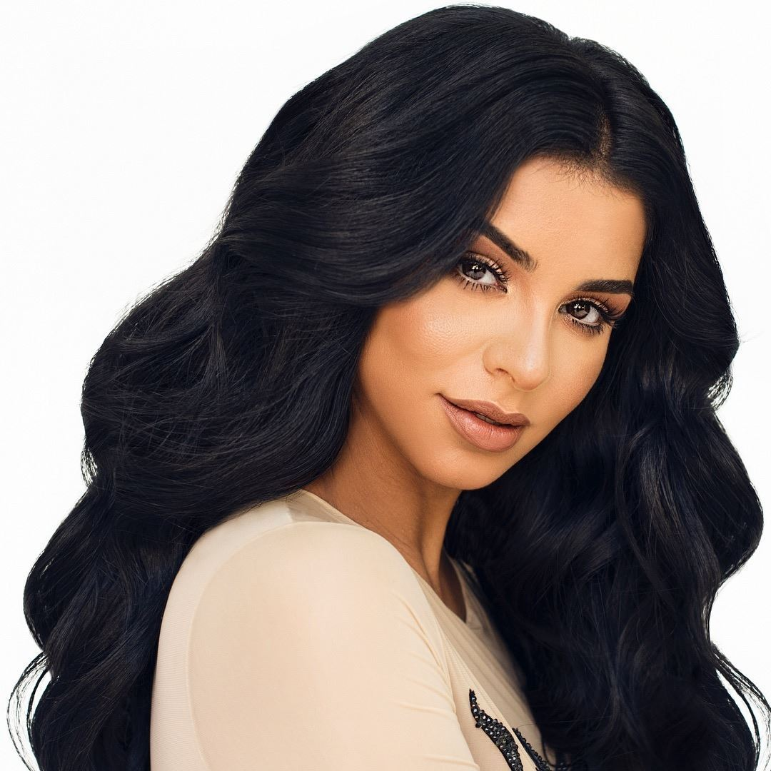 Rima Fakih Announces Pregnancy With 3rd Baby