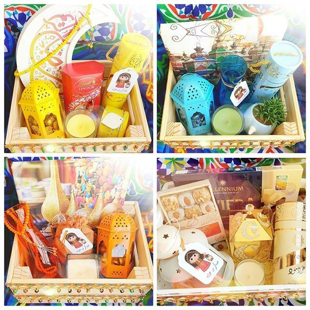 Ramadan Boxes from Tala's Gift Shop ... Special Gifts for the Holy Month