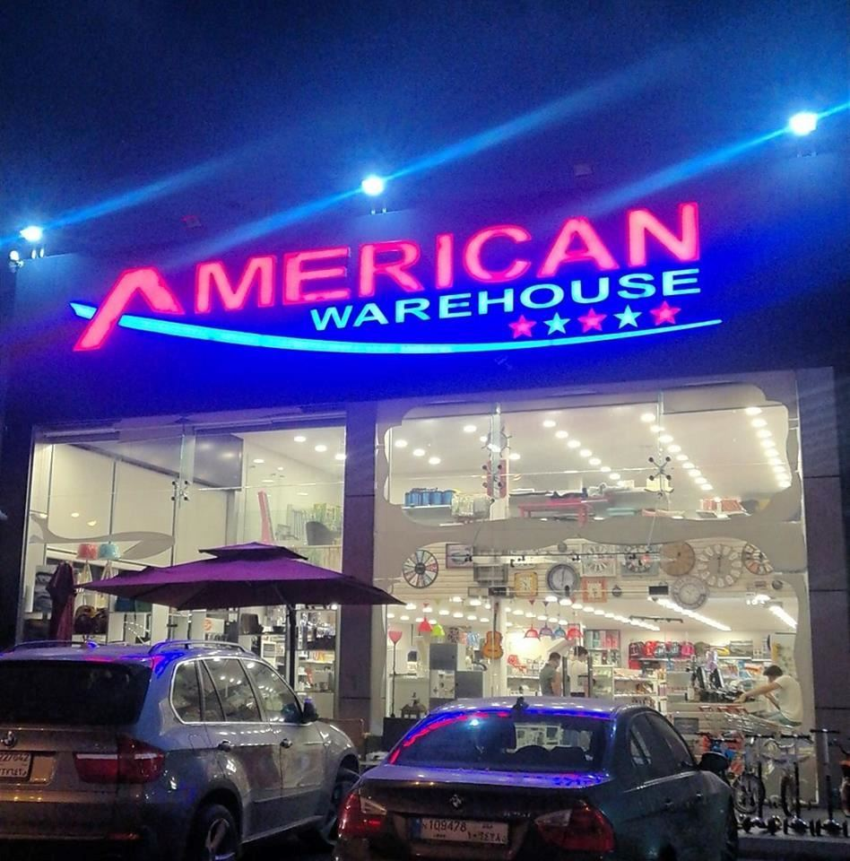 How to Order from American Warehouse in Lebanon