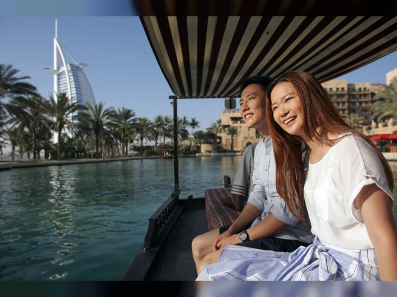 Dubai offers instant VAT Refunds for Chinese Tourists