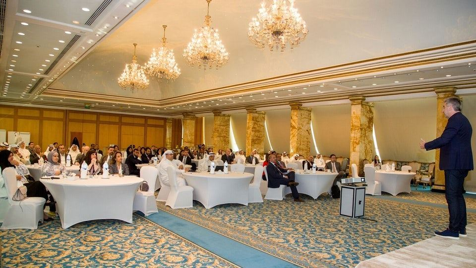 """Gulf Bank Hosts """"Shaping The Future"""" Conference"""