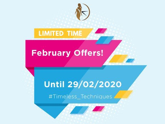 February 2020 Offers at Timeless Clinic