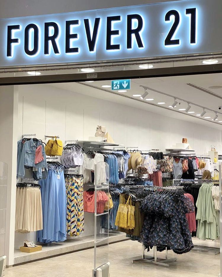 Forever 21 is now open at Al Ghurair Centre