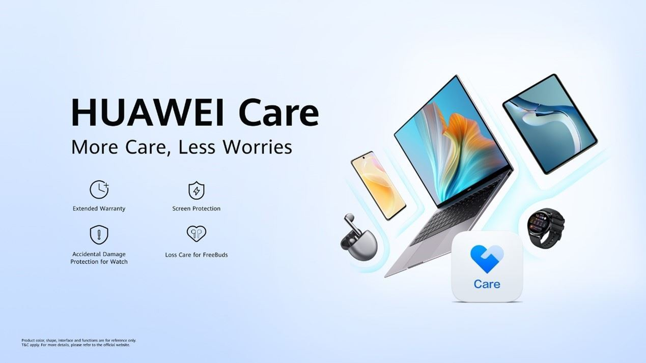 """Huawei combines both """"A Good Product"""" and """"a Good After-Sales Service"""" with HUAWEI Care in Kuwait"""