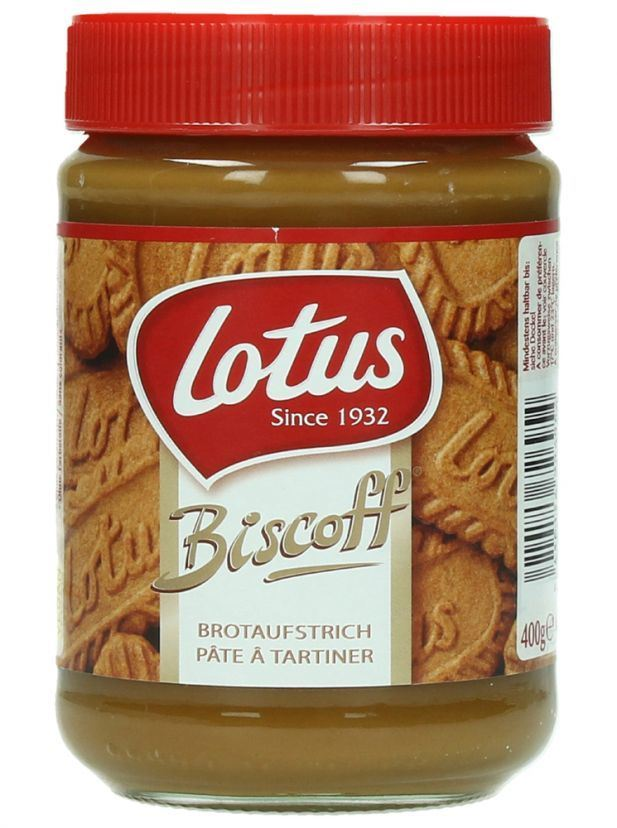 Lotus Biscoff Cookie Butter Spread