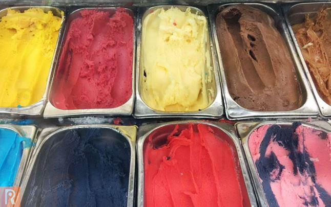 Bakdash Ice Cream Prices and Delivery Number