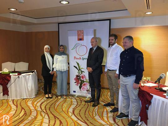 """""""PEACH GARDEN"""" Promotes Fresh Peaches in Kuwait For the 3rd Consecutive Year"""