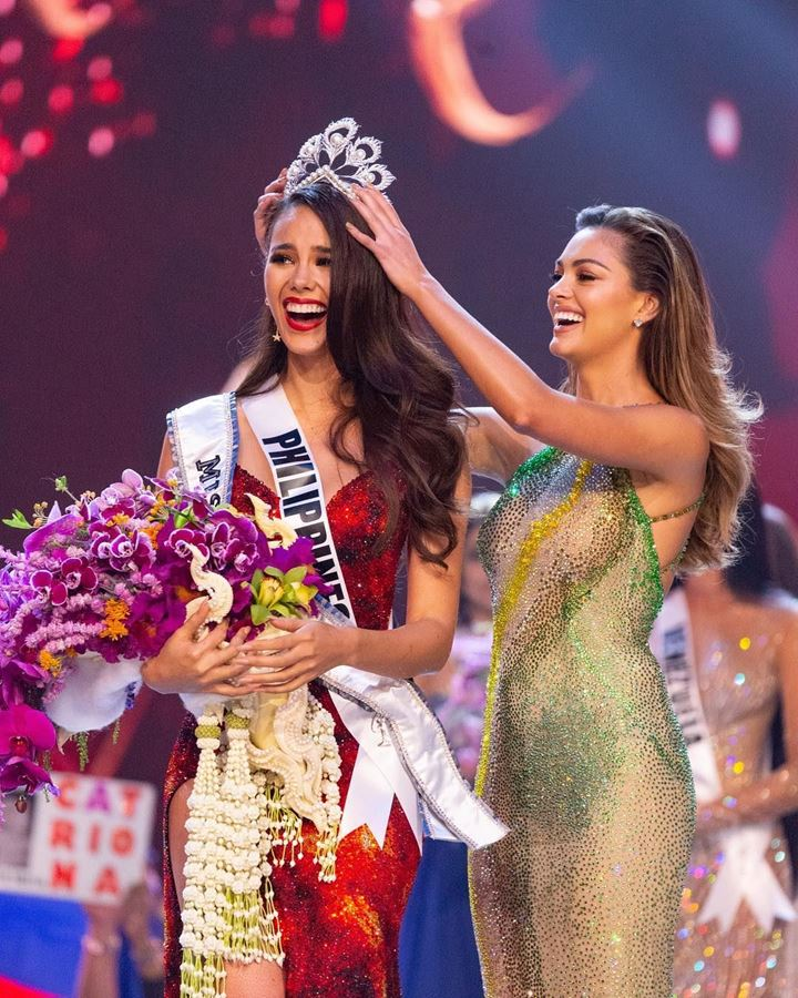 Maya Reaidy Represented Lebanon in Miss Universe 2018 Pageant