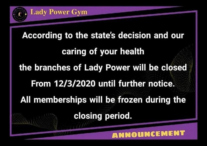 Gyms and Salons Closed in Kuwait Until Further Notice