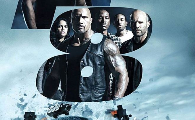 Fast and Furious 8 Now Showing in Kuwait