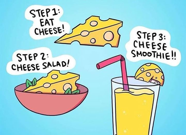 The Cheese Cleanse Diet