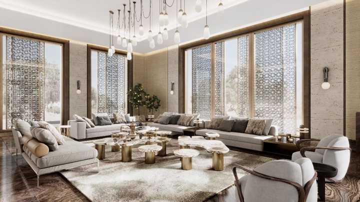 Designer Studio, the Fastest Growing Interior Design Practice in Doha, recognized for Luxury Interior Design