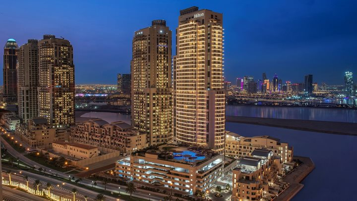 Hilton The Pearl Woos Staycationers With Value-Add Summer Offer
