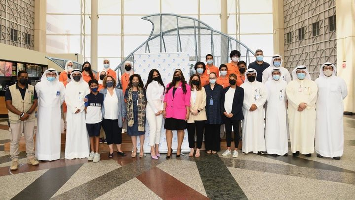 """Burgan Bank and The Scientific Center of Kuwait conclude the """"Be a Scientific Communicator"""" Summer Program"""
