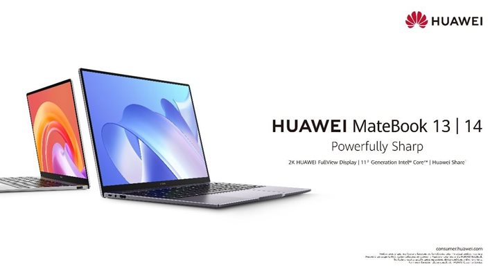 Huawei announces the one and only 2K HUAWEI MateBook 14 laptop in Kuwait