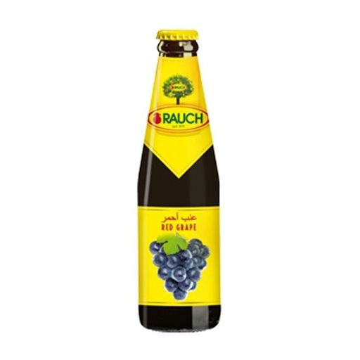 Logo of Rauch Red Grape Drink