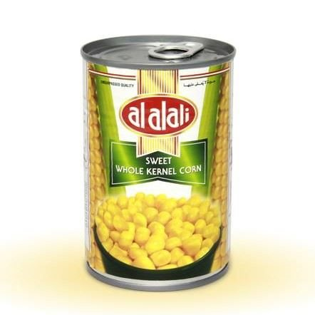 Logo of Al Alali Sweet Whole Kernel Corn