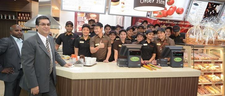 Cover Photo for Tim Hortons - Rai (Avenues Mall) Branch - Kuwait
