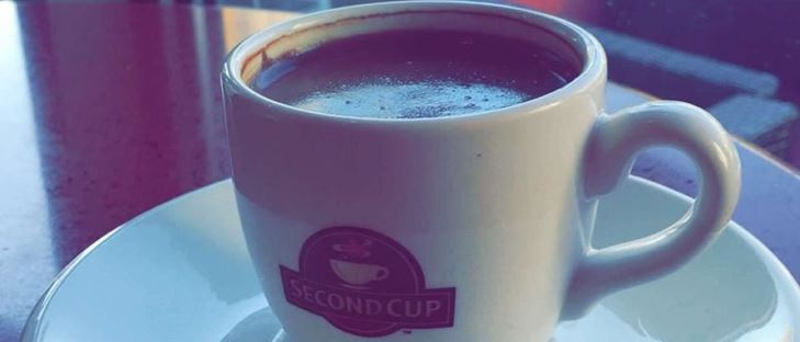 Cover Photo for Second Cup Cafe - Shamiya Branch - Kuwait