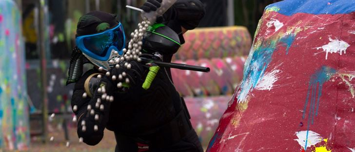 Cover Photo for Paintball - Kuwait