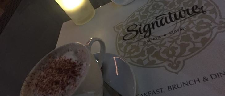 Cover Photo for Signature Cafe - Kuwait