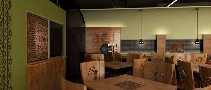Cover Photo for Anteb Armenian Restaurant -  (The Gate Mall) Branch - Kuwait