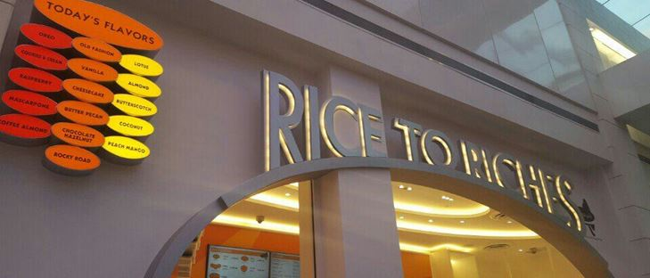 Cover Photo for Rice to Riches Restaurant - Kuwait