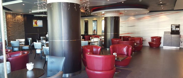 Cover Photo for Cafe Supreme - Hawalli (eMall) Branch - Kuwait
