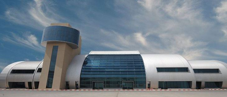 Cover Photo for Sheikh Saad General Aviation Terminal Airport - Kuwait