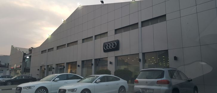 Cover Photo for Audi Service Center - Shweikh