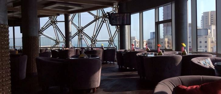 Cover Photo for Sky Lounge Cafe & Restaurant - Salmiya (Piccadilly Building) Branch - Kuwait